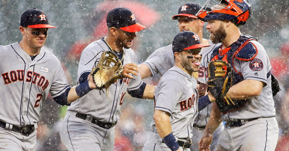 5 Reasons Why The Astros Are The Juggernaut Of This