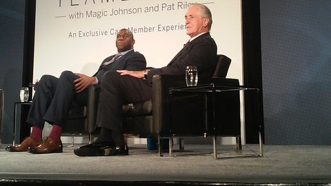 Pat Riley says Magic Johnson is the greatest player ever
