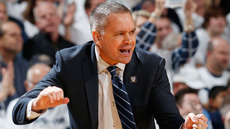 Ohio State names Butler's Chris Holtmann head coach