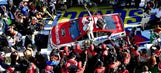 10 quick facts about Ryan Blaney's first Cup Series win