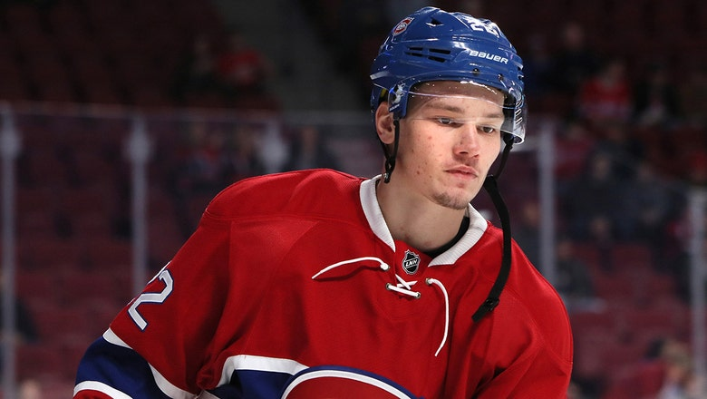Lightning acquire Mikhail Sergachev, send Jonathan Drouin to Canadiens