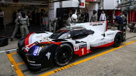 Kobayashi record lap puts Toyota on pole at Le Mans