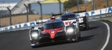 Live blog from the 24 Hours of Le Mans