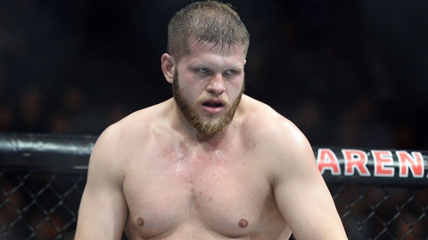Marcin Tybura Earns Decision Win Over Andrei Arlovski