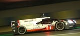 No. 1 Porsche hits trouble from lead with less than 4 hours to go