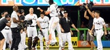 Marlins defeat Nationals on Marcell Ozuna's walk-off single