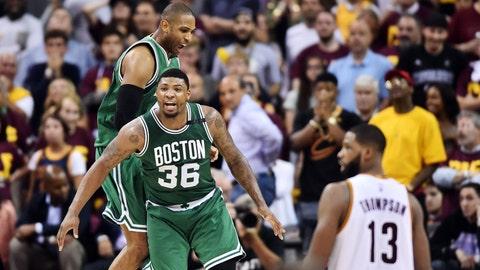 2014 -- Boston Celtics: Marcus Smart (G), Oklahoma State University
