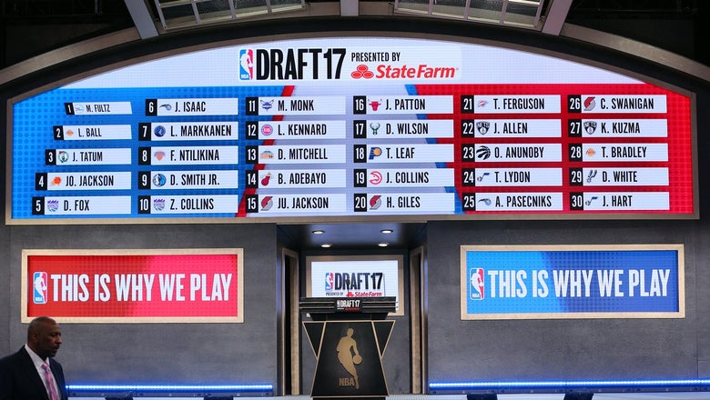 NBA Draft grades for all 30 teams, from the Lakers (A+) to the Bulls (F-)
