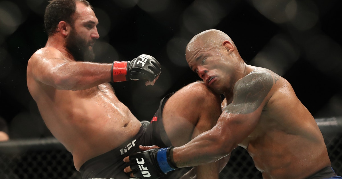 Johny Hendricks explains how moving to middleweight saved him from retirement | FOX Sports