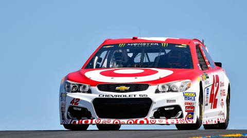 Kevin Harvick wins first NASCAR race of season