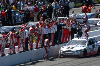 Kevin Harvick on Sonoma: 'Winning makes everything better'