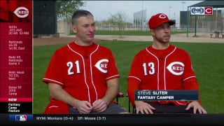 Reds Fantasy Camp: An inside glimpse