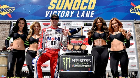NASCAR's O'Donnell says stage racing 'definitely here to stay'