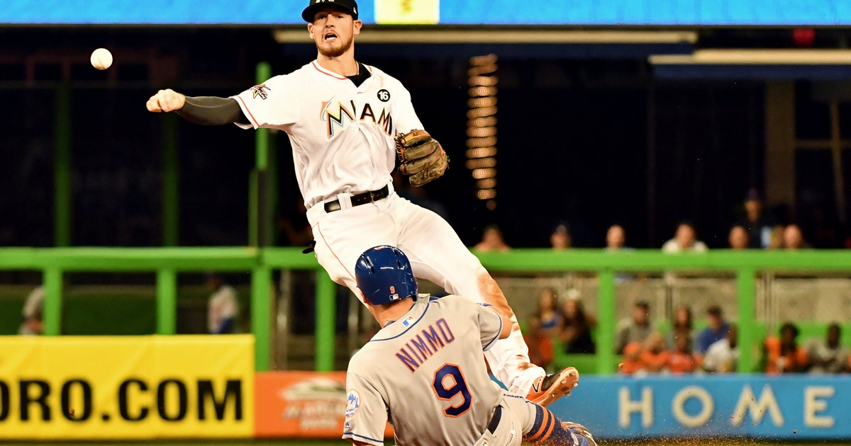 Miami Marlins 6, New York Mets 3
