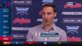 Antonetti hopes Bauer's desire to improve turns into consistency