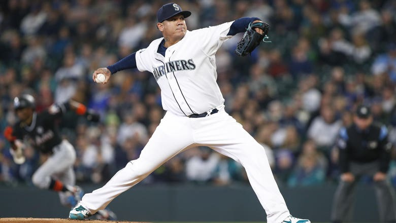 Seattle Mariners: Felix Hernandez sets record for most wins by a Venezuelan pitcher