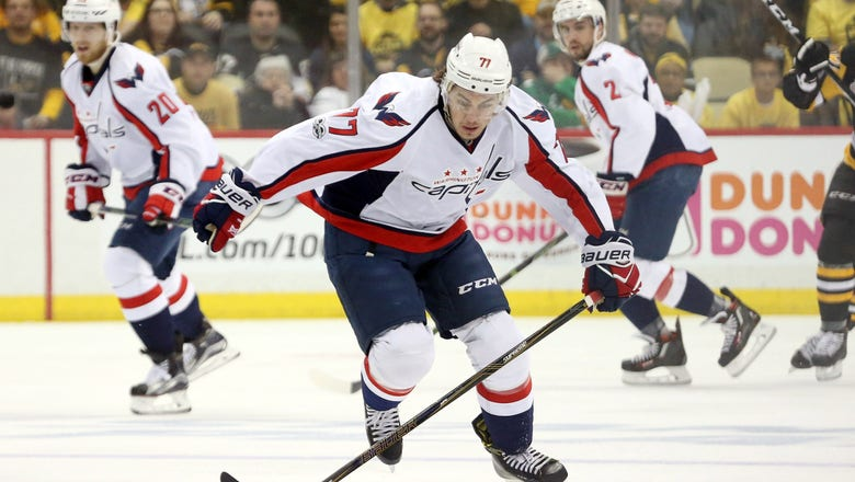 Washington Capitals Re-Sign T.J. Oshie to Massive Contract