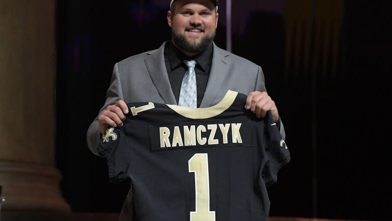 New Orleans Saints: Ryan Ramczyk could solve lingering problem
