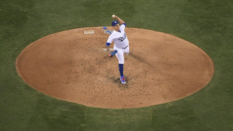 Los Angeles Dodgers Julio Urias Done for the Season
