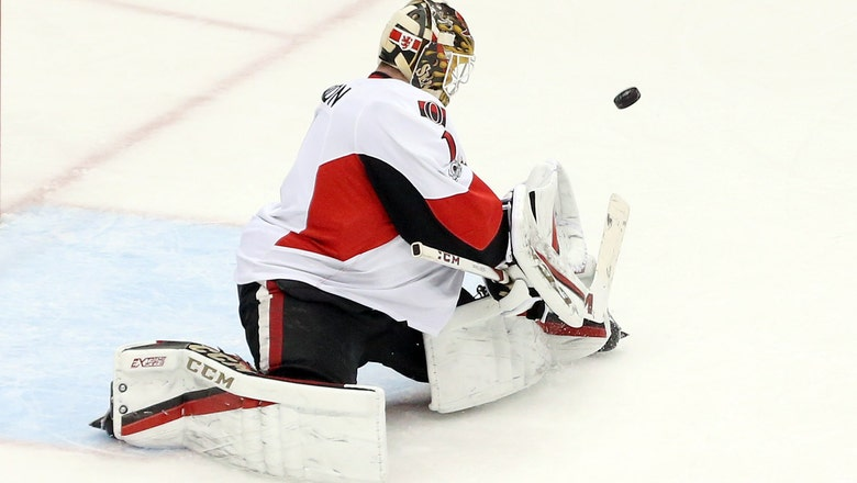 Ottawa Senators Extend Backup Goalie Mike Condon