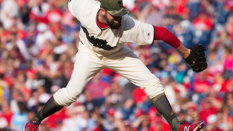 Washington Nationals: Could Pat Neshek be the bullpen answer?
