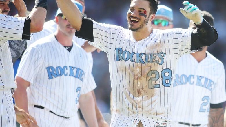 Colorado Rockies: Arenado bids his case as a legit NL MVP candidate
