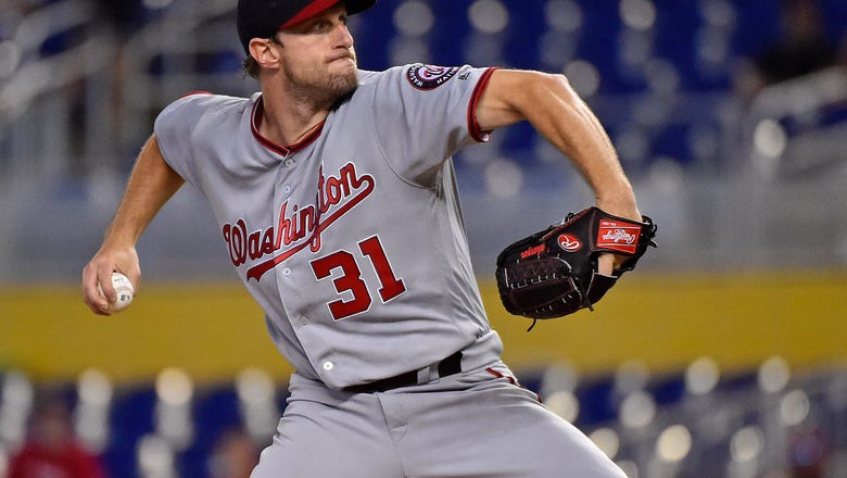 Washington Nationals' Max Scherzer Has Turned Into Perpetual No-Hitter Watch Each Start