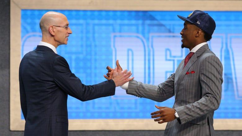 Utah Jazz: 2017 NBA Draft grades