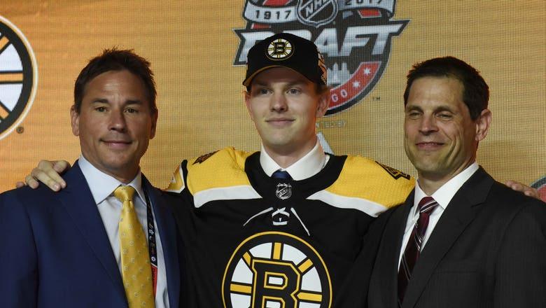 Boston Bruins NHL Entry Draft Picks and Grades