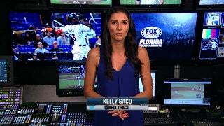Florida Midday Minute: Los Marlins buscan ganar; Los Rays juegan contra los O