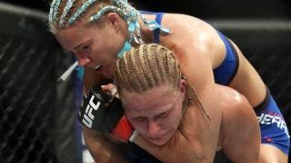 Felice Herrig vs. Justine Kish | UFC FIGHT NIGHT HIGHLIGHTS