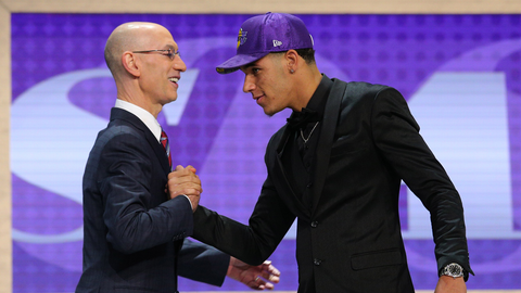 Lakers Select Lonzo Ball Number 2 Overall In NBA Draft