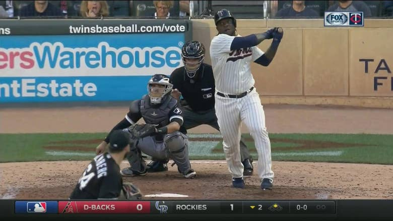WATCH: Miguel Sano launches solo homer into 2nd deck