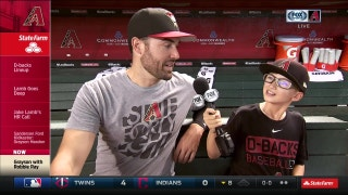 KidKaster Grayson gets the skinny on Robbie Ray's candy preferences
