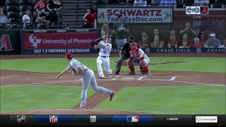 Highlights: Herrmann sets the tone with leadoff homer