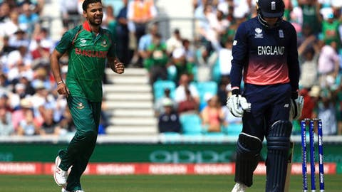 Root helps England beat Bangladesh