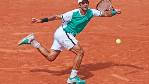 Novak Djokovic sinks Ramos-Vinolas to reach quarter-finals