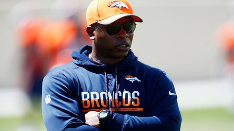 Broncos' Will Parks says he meant no harm with Snapchat dig