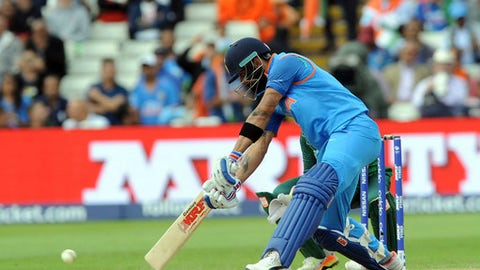 Virat Kohli proud of India's performance in Champions Trophy despite losing final