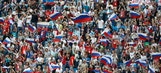 Russian fans say dozens barred from Confederations Cup