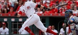 Reds place Bronson Arroyo and Zack Cozart on DL