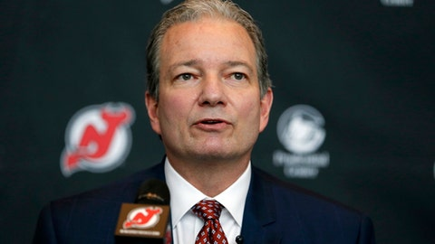 8 players the Devils could lose to Las Vegas in Expansion Draft