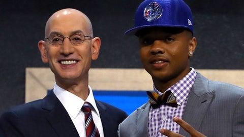 Celtics select Jayson Tatum with No. 3 pick in draft