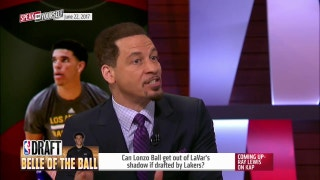 Will Lonzo Ball ever be able to get out from under LaVar's shadow? | SPEAK FOR YOURSELF