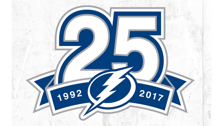 Lightning unveil logo, announce special events celebrating 25th anniversary