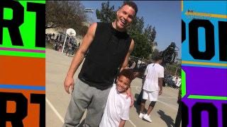 Is this Blake Griffin's son? | TMZ SPORTS