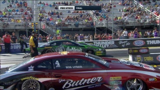 Alex Laughlin Wins Pro Stock Final at Bristol | 2017 NHRA DRAG RACING