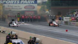 Steve Torrence Wins Top Fuel Final at Norwalk | 2017 NHRA DRAG RACING