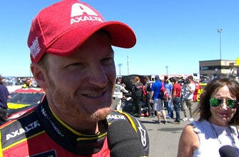 Dale Earnhardt Jr. Reflects on 17 Years of Racing with FOX   2017 SONOMA   FOX NASCAR
