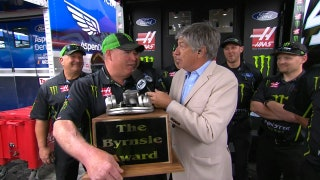 Bryson Byrnes Presents the Third Annual Byrnsie Award I NASCAR RACEDAY